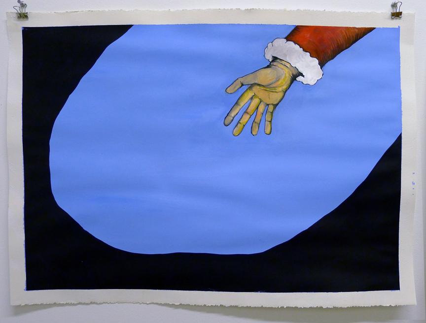Craig Hein - Arm Reaching Down