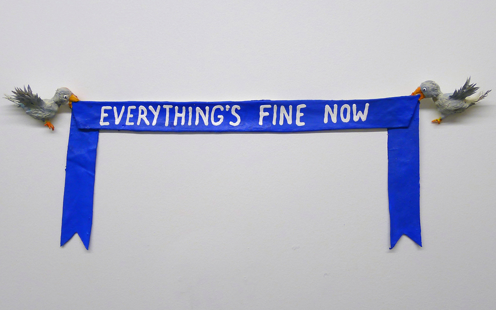 Craig Hein - Everything Is Fine Now