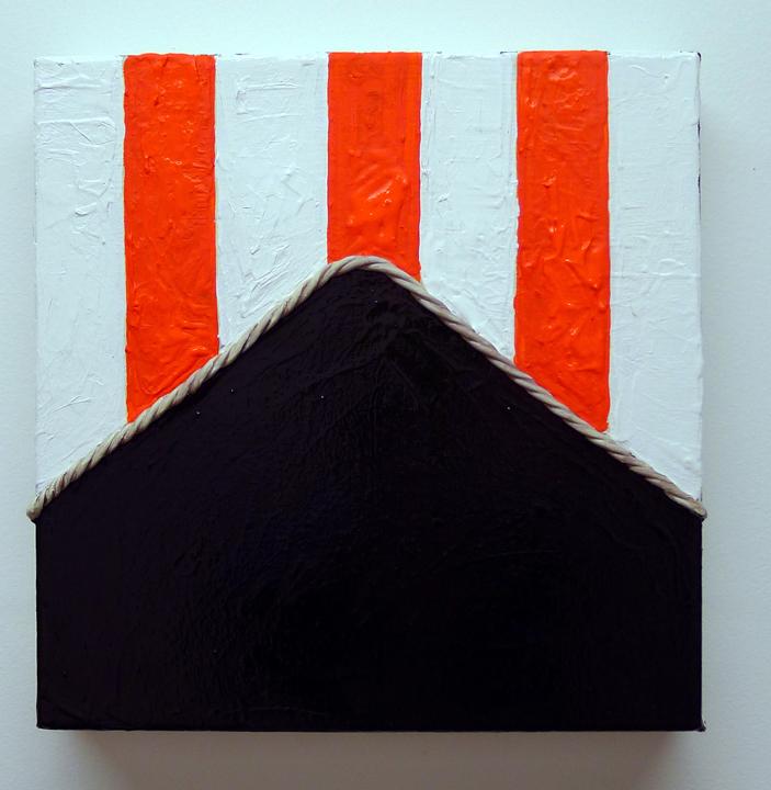 Craig Hein - Orange Stripes