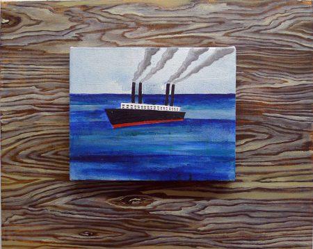 Craig Hein - Ship