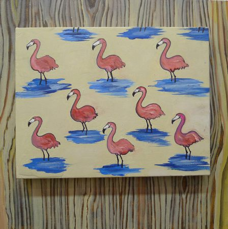 Craig Hein - Flamingos