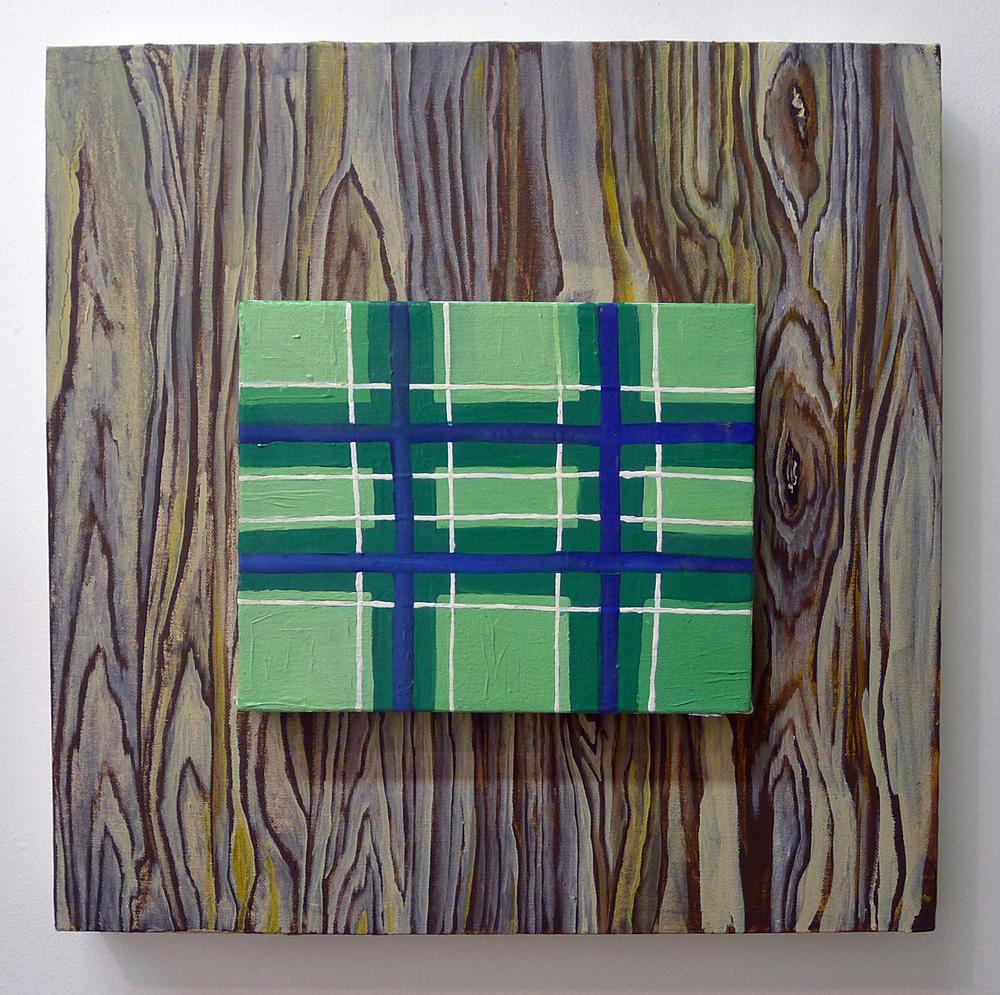 Craig Hein - Green Plaid