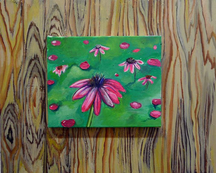 Craig Hein - Pink Flowers